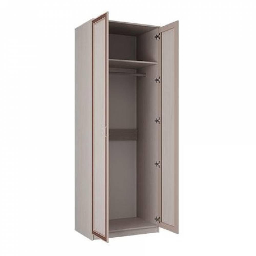 Корпус шкафа для одежды 06.14 МИНДАЛЬ (Вудлайн кремовый/Аруша венге)