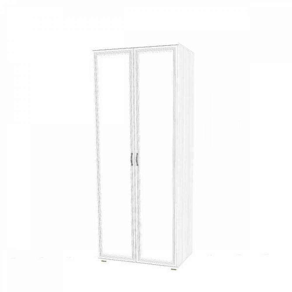 Шкаф для одежды и белья ШК-1002 КАРИНА (Снежный ясень)