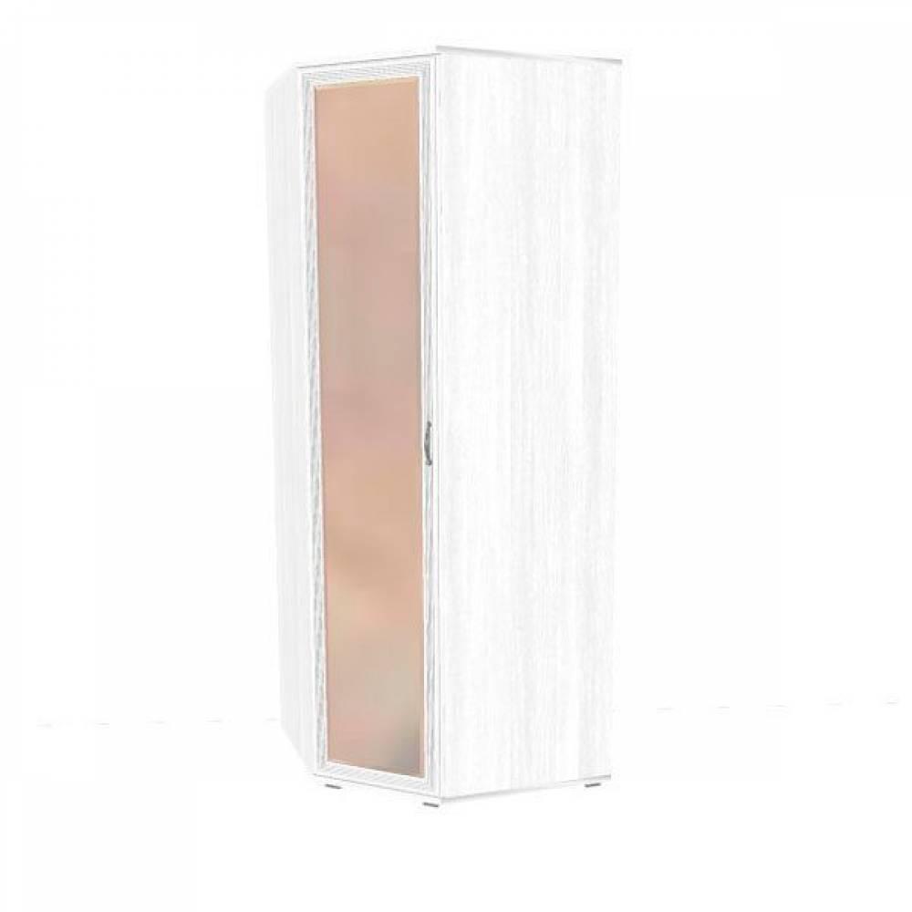 Шкаф для одежды и белья ШК-1012 КАРИНА (Снежный ясень)