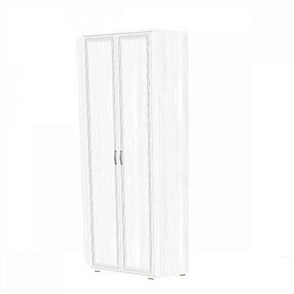 Шкаф для одежды и белья ШК-1015 КАРИНА (Снежный ясень)
