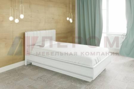 Кровать 1200 с подъемным механизмом КР-1011 КАРИНА (Снежный ясень)