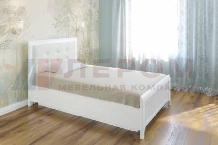 Кровать 1200 с подъемным механизмом КР-1031 КАРИНА (Снежный ясень)