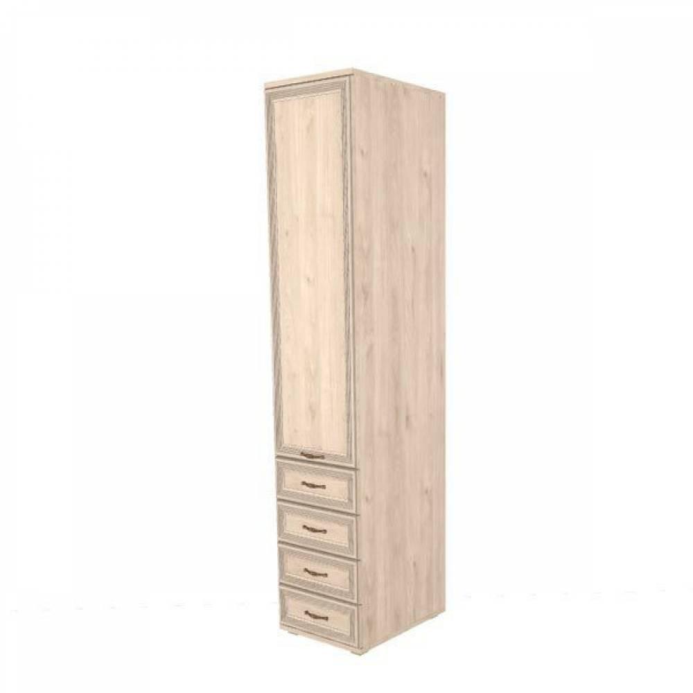 Шкаф многоцелевой ШК-1024 КАРИНА (Гикори Джексон светлый)