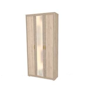 Шкаф многоцелевой ШК-1031 КАРИНА (Гикори Джексон светлый)