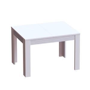 Стол раздвижной ЭЛАНА (Бодега белая)