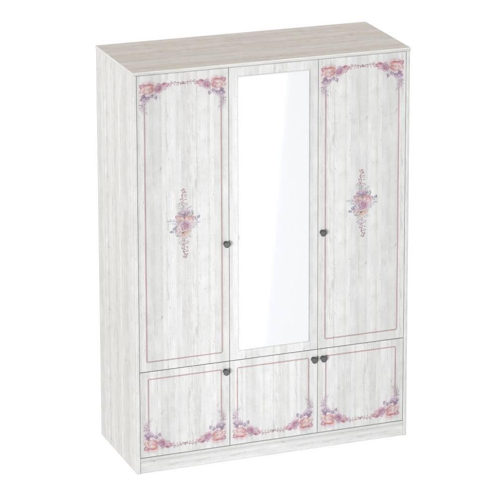 Шкаф для одежды 1410 ЭЛЬЗА (Дуб Винтерберг)