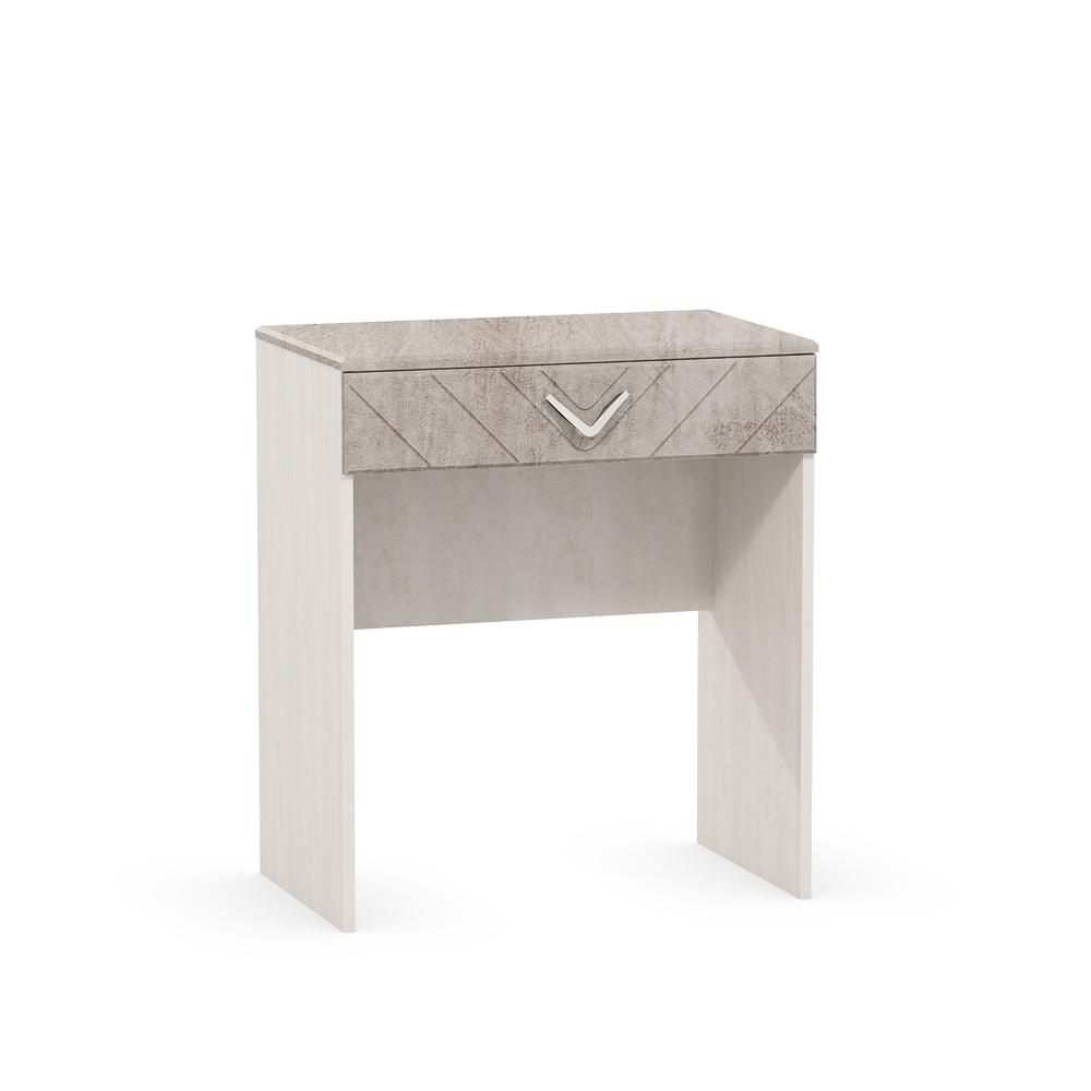 Стол туалетный 12.48 АМЕЛИ (Шелковый камень/Бетон Чикаго беж)