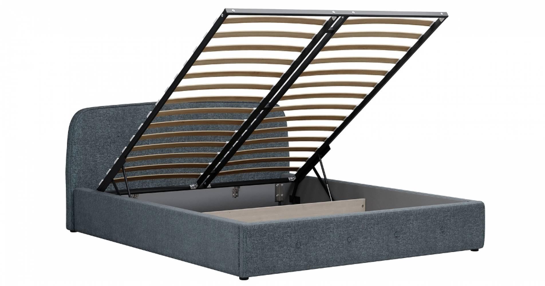 Механизм подъема основания 559 ГП для кровати 1600 ИЛОНА (серо-бирюзовый)