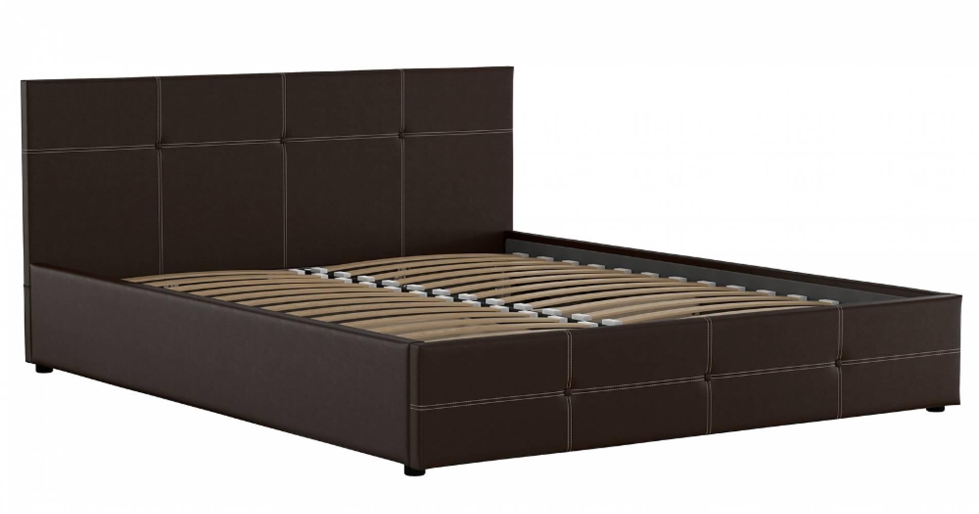 Ортопедическое основание для кровати 1600 СИНДИ (шоколад)