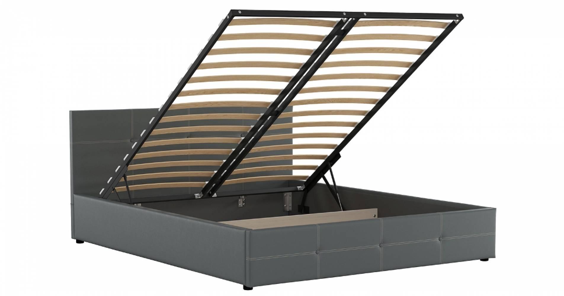 Механизм подъема основания 559 ГП для кровати 1600 СИНДИ (серый)