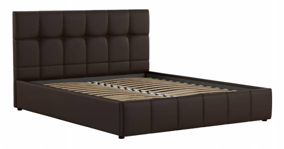 Ортопедическое основание для кровати 1600 ХЛОЯ (шоколад)