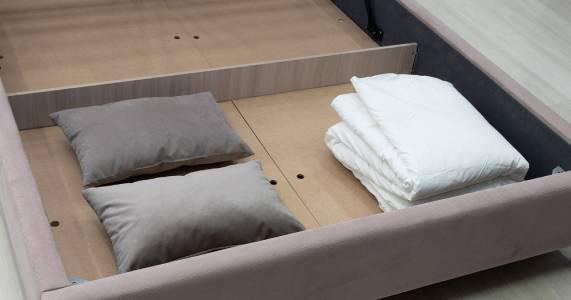 Дно кроватное 1600 МДФ для кровати МЕЛИССА (серебристый серый)
