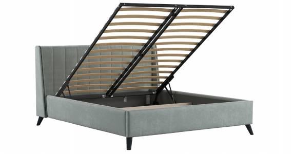 Механизм подъема основания 559 ГП для кровати 1600 МЕЛИССА (серебристый серый)