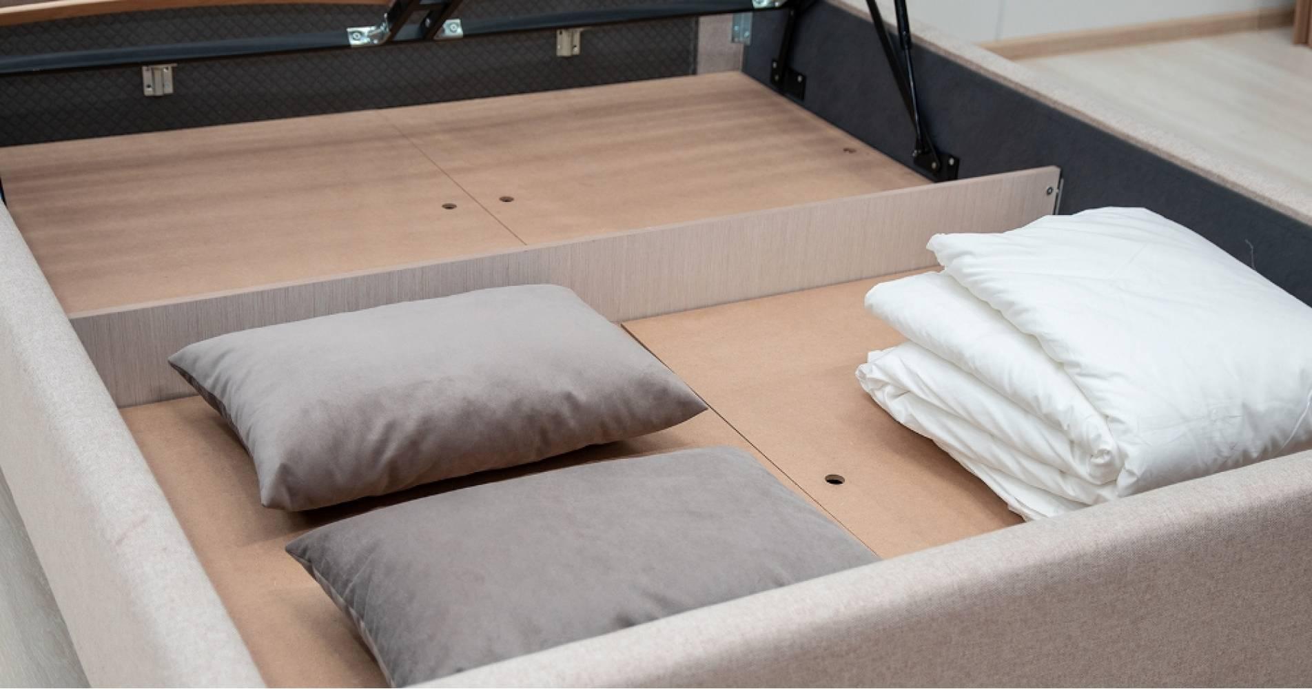 Дно кроватное 1600 МДФ для кровати МИА (тыквенный)