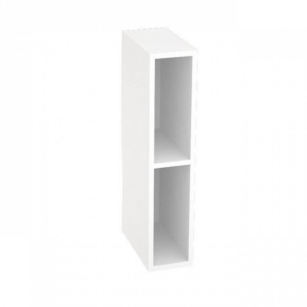 Шкаф верхний ШВБ 200 ВАЛЕРИЯ 1 (Белый глянец) 200 мм