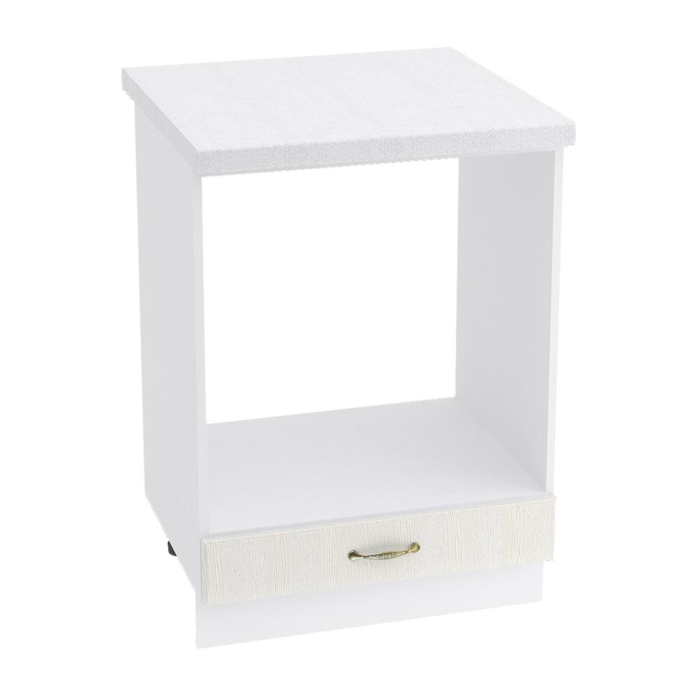 Шкаф нижний под духовку ШНД 600 ВЕРОНА (Ясень золото) 600 мм