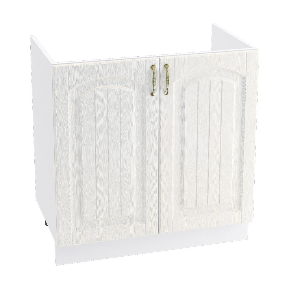 Шкаф нижний под мойку ШНМ 800 ВЕРОНА (Ясень золото) 800 мм