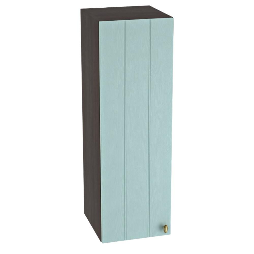 Шкаф верхний высокий ШВ 309 ПРОВАНС (Голубой) 300 мм