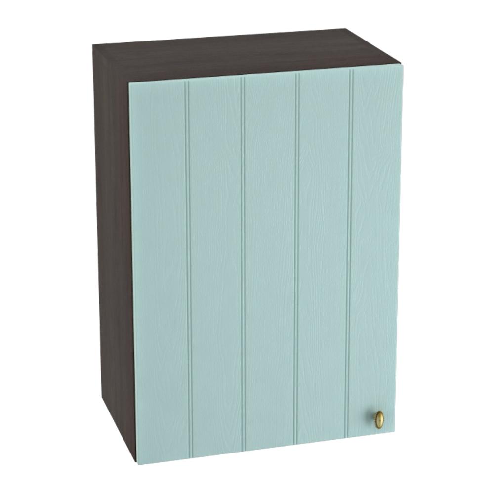 Шкаф верхний ШВ 450 ПРОВАНС (Голубой) 450 мм