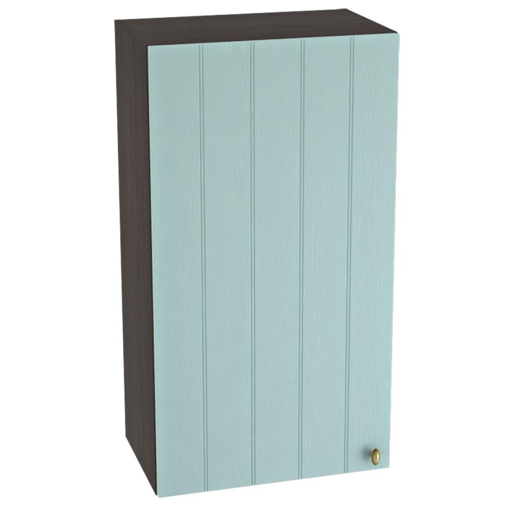 Шкаф верхний высокий ШВ 509 ПРОВАНС (Голубой) 500 мм