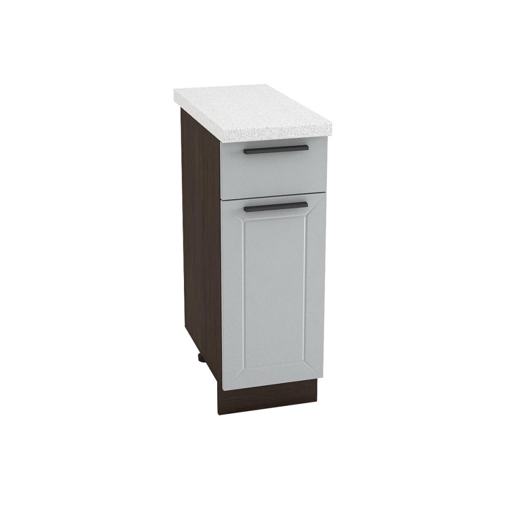 Шкаф нижний с 1 ящиком ШН1Я 300 ГЛЕТЧЕР (Гейнсборо) 300 мм