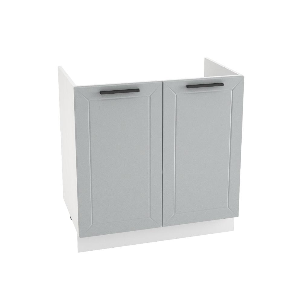 Шкаф нижний под мойку ШНМ 800 ГЛЕТЧЕР (Гейнсборо) 800 мм