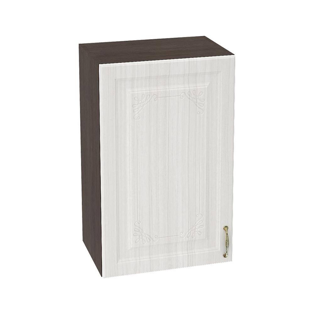 Шкаф верхний ШВ 450 ВИКТОРИЯ (Сандал белый) 450 мм