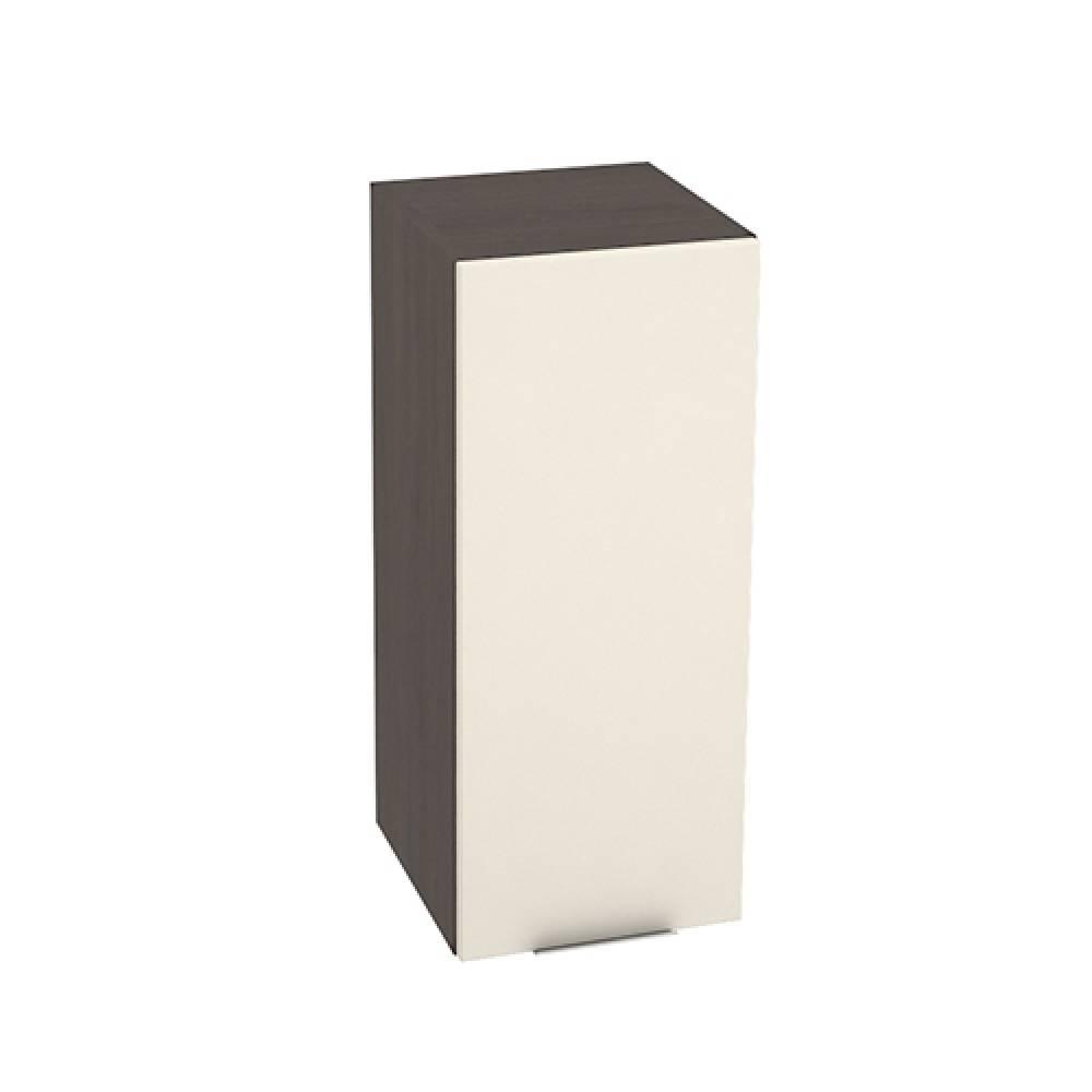 Шкаф верхний высокий ШВ 309 ТЕРРА (Ваниль софт) 300 мм