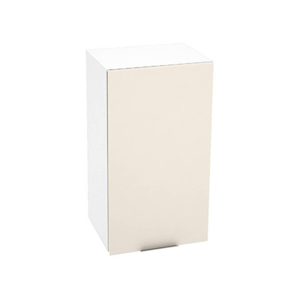 Шкаф верхний высокий ШВ 459 ТЕРРА (Ваниль софт) 450 мм