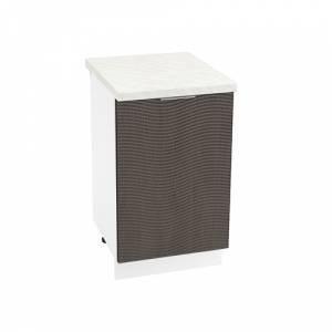 Шкаф нижний ШН 500 ТЕРРА W (Венге) 500 мм