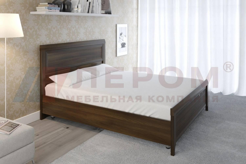 Кровать 1800 с ортопедическим основанием КР-2024 КАРИНА (Акация Молдау)