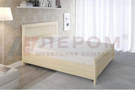Кровать 1600 с ортопедическим основанием КР-2023 КАРИНА (Ясень Асахи)