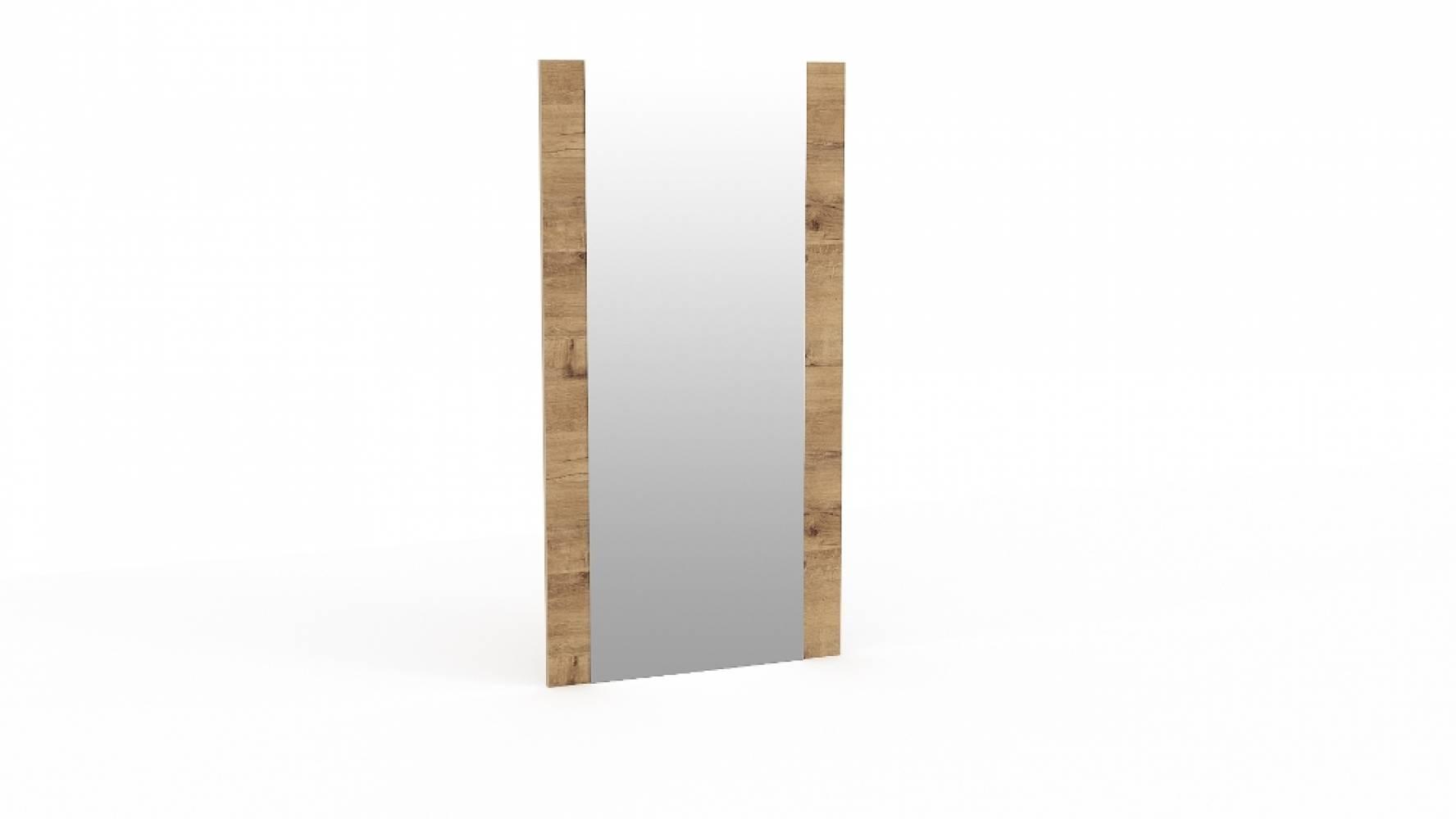 Зеркало НМ 040.67 LIVORNO (Дуб Бунратти/Софт Панакота)