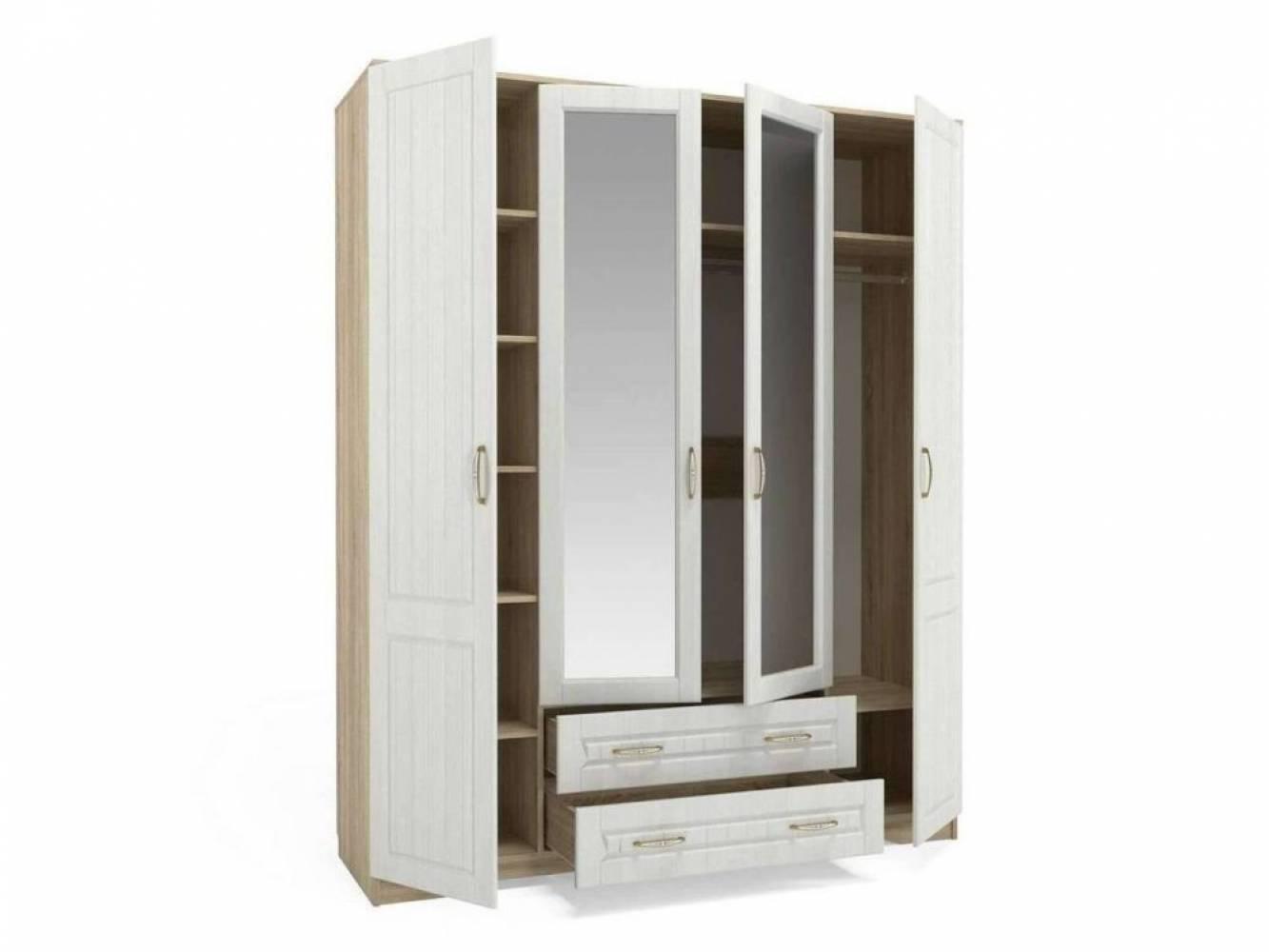 Шкаф комбинированный НМ 011.84 ОЛИВИЯ (Дуб Сонома)