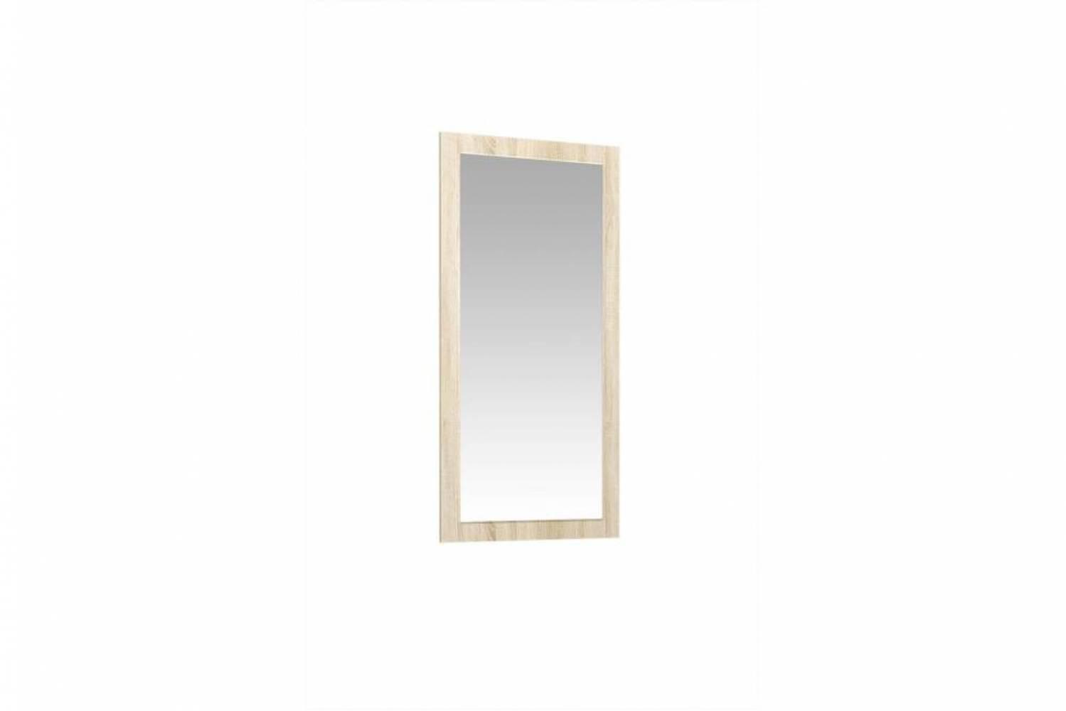 Зеркало навесное НМ 040.49 ОЛИВИЯ (Дуб Сонома)