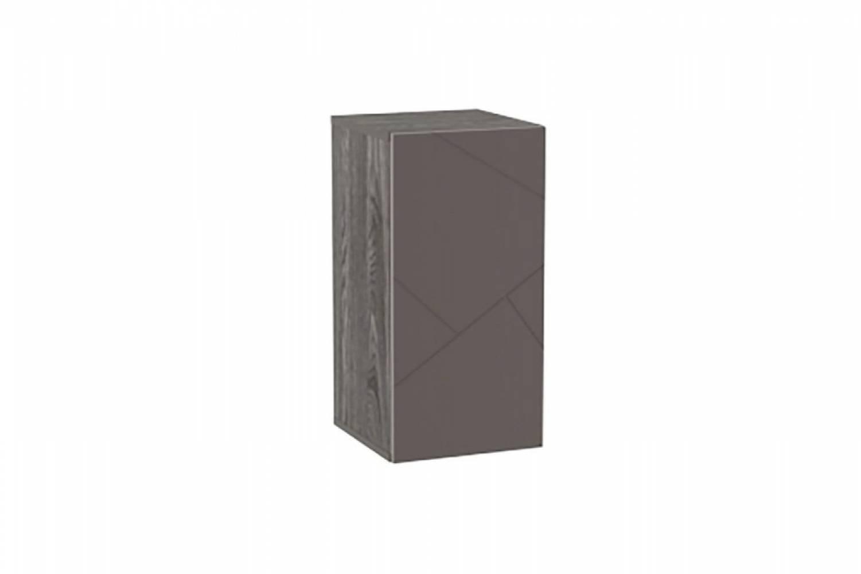 Шкаф НМ 014.53-02 SUMMIT (Ясень Анкор темный/Софт Графит)