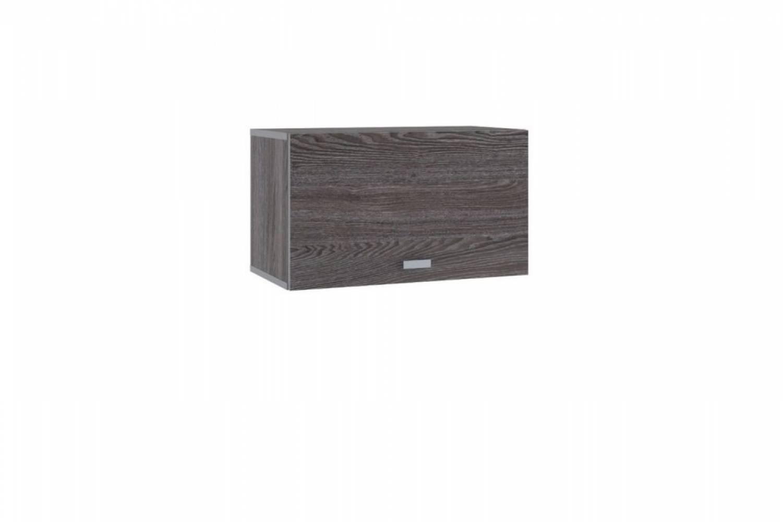 Шкаф навесной (открывание вверх) НМ 014.21-02 URBAN (Ясень Анкор темный/Бетон Пайн темный)
