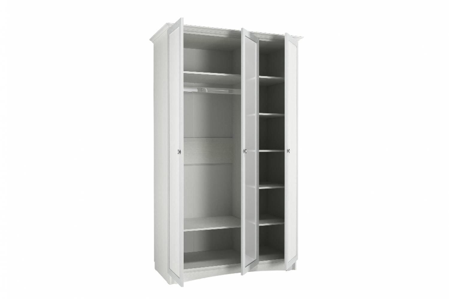 Шкаф комбинированный НМ 009.17 М1 ПРОВАНС