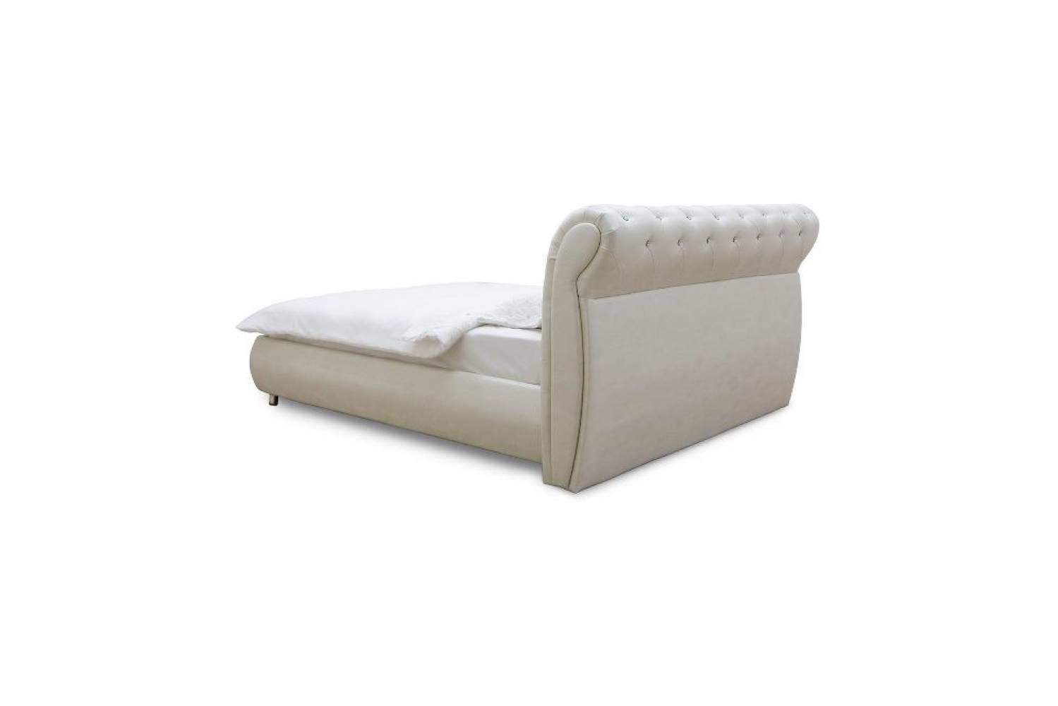 Кровать 1600 с подъемным механизмом ЭМИЛИ (Меркури милк)
