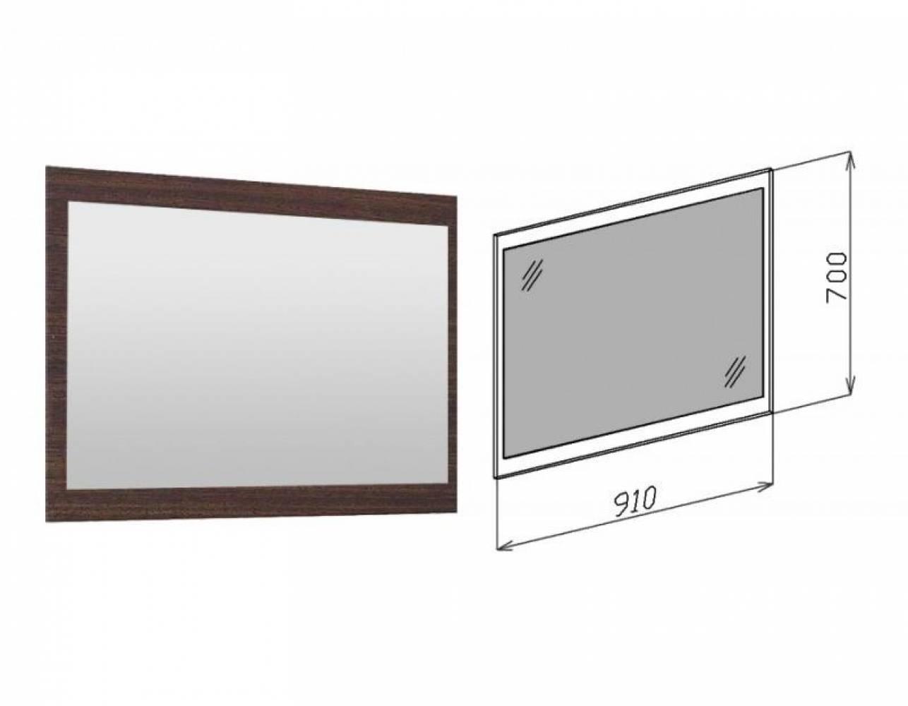 Зеркало ТОКИО (слива валлис)