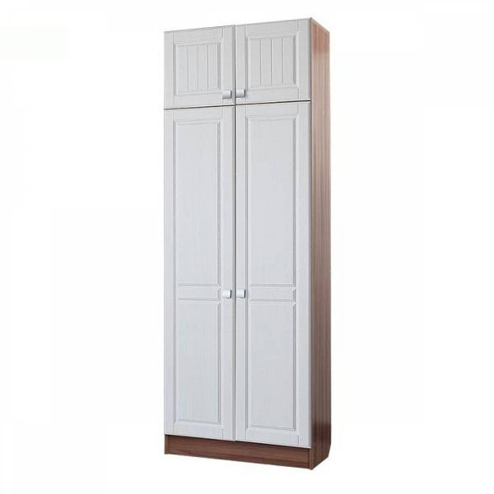 Шкаф 2-дверный ВЕГА (рельеф пастель)