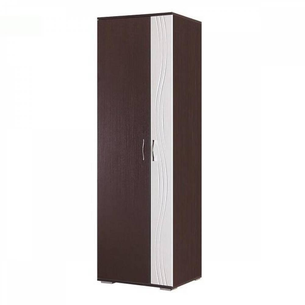 Шкаф №1 ЛИДЕР (рельеф пастель)