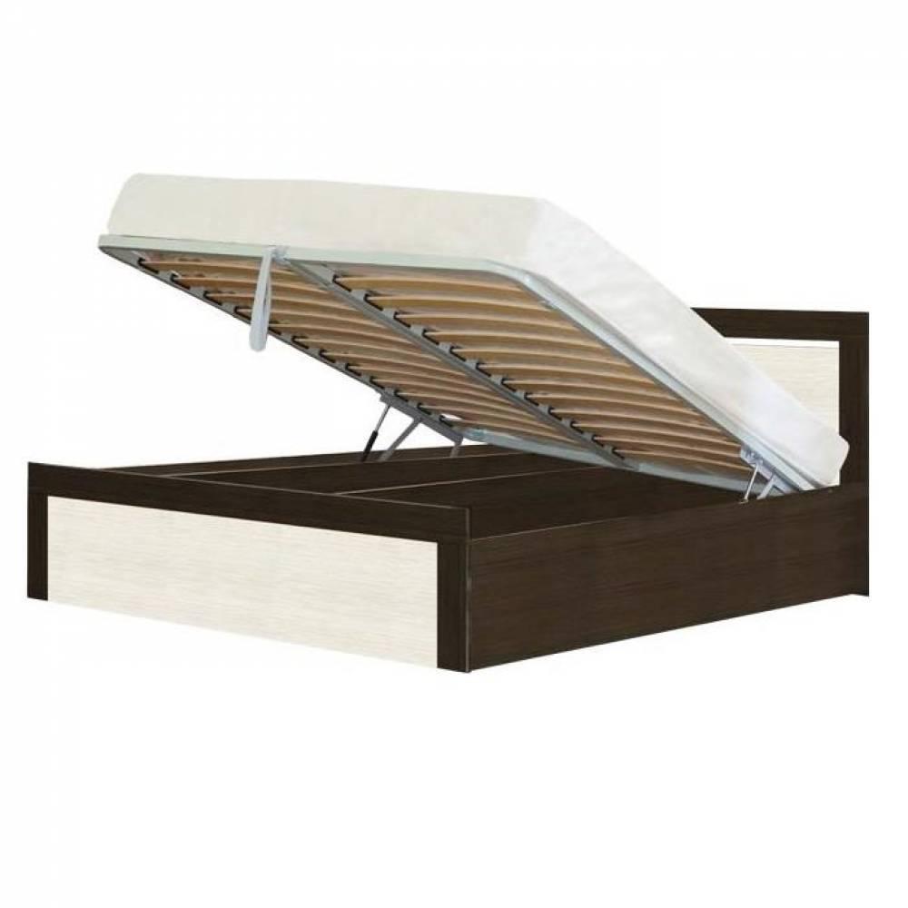 Кровать 1400 №1 с подъемным механизмом ТОКИО (бодега)