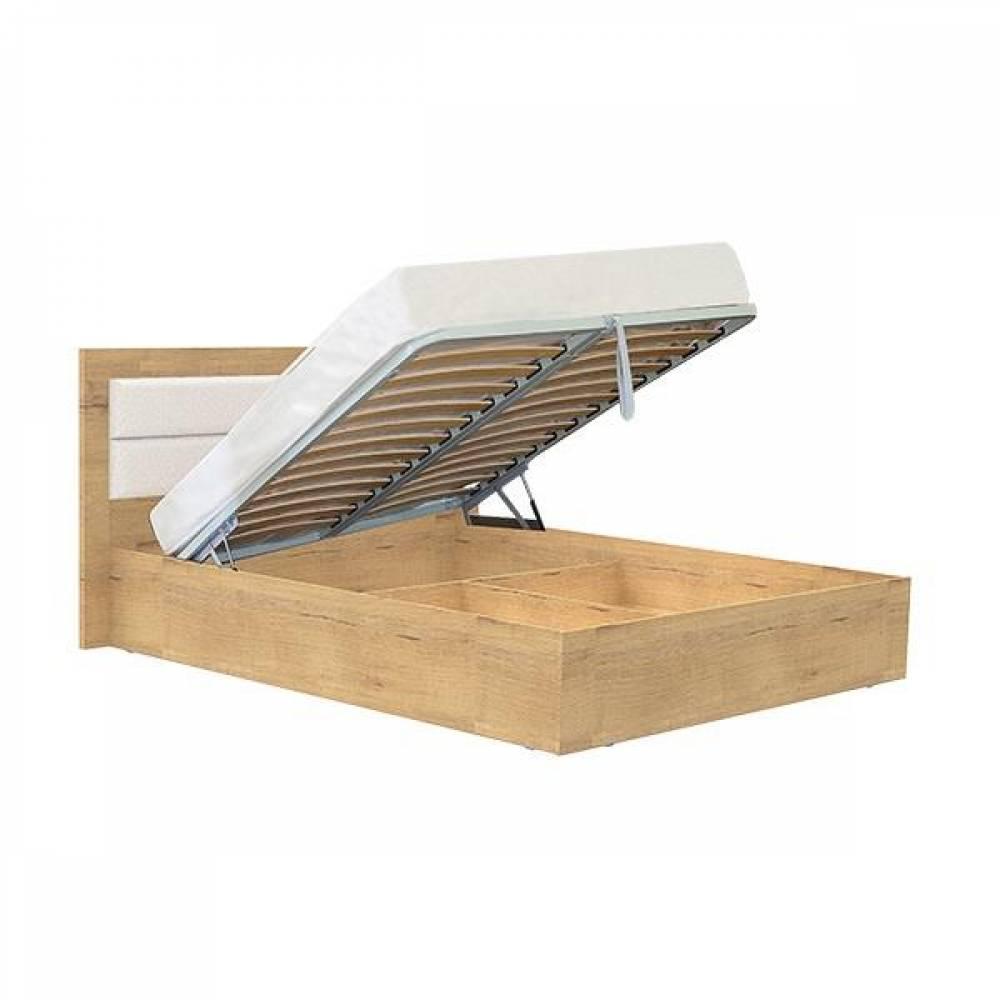 Кровать 1600 №2 с подъемным механизмом СВЕТЛАНА (бодега)